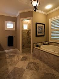 Bathroom Shower And Tub Ideas Removed Outdated Garden Tub And Shower Stall And Built A Large