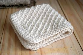 stitch washcloth knitting pattern favecrafts