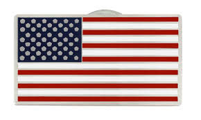 American Flag Upside Down Amazon Com Official American Flag Pin American Flag Pin 1 Pin
