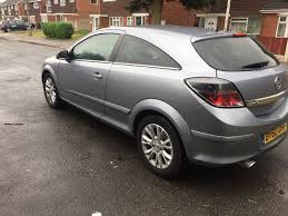 opel vectra 2000 sport vauxhall astra 2011 1 6 sri sport silver petrol manual in