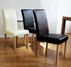 Faux Leather Dining Room Chairs Room Sets Faux Leather And Genuine Leather Faux Leather Living