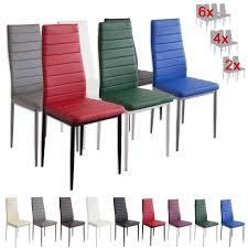Esszimmerstuhl Ebay Esszimmerstühle Milano Farbe Und Stückzahl Wählbar Stühle