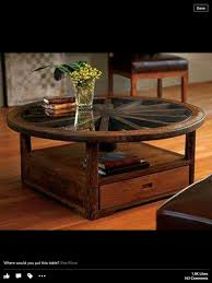 Wagon Wheel Home Decor 84 Best Wagon Wheels Ideas Images On Pinterest Wagon Wheel Table