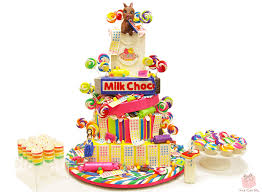 aly u0027s candy themed bat mitzvah cake bat mitzvah cakes