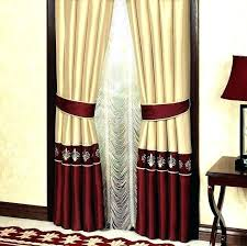 maroon curtains for bedroom burgundy curtains for living room and brown curtains for bedroom