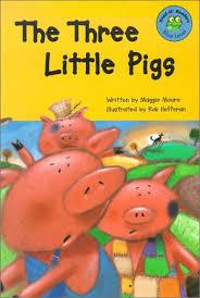 pigs maggie moore