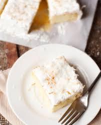 coconut tres leche cake pretty plain janes