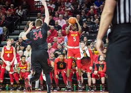Key Bench Finally Healthy Dion Wiley Is Playing A Key Role Off Maryland