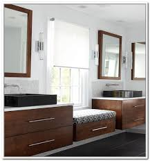 impressive bathroom bench seat with storage bathroom bench seat