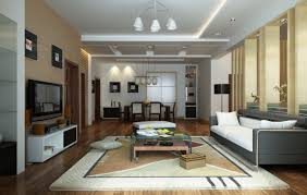 dining room ideas 2013 awesome open living and dining room interior with modern ceiling