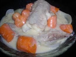 cuisiner roussette blanquette de roussette passe moi ta recette