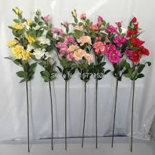 artificial flower decorations for home affordable rose