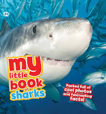 gifts for kids my little book of volcanoes and sharks