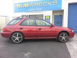Subaru Impreza Parts U0026 Wreckers Sub Wrecks Hamilton