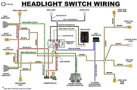 eb headlight switch wiring diagram early bronco build list