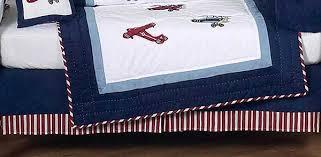 Vintage Aviator Crib Bedding Aviator Crib Bedding Set By Sweet Jojo Designs 9 Blanket
