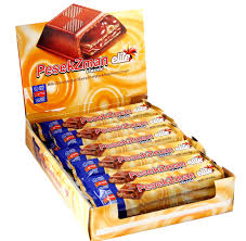 elite pesek zman milk chocolate bar 24ct box elite israeli