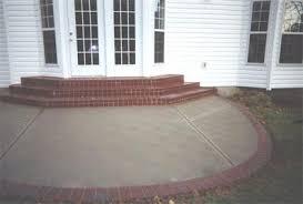 Concrete Patio Blocks Traditional Concrete St Louis Concrete