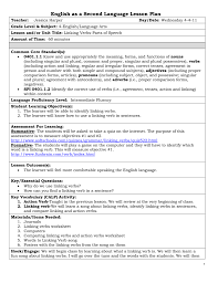 linking verbs esl lesson plan
