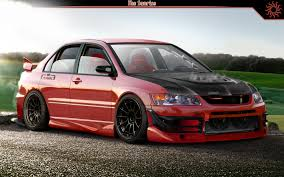 mitsubishi modified wallpaper evo ix after drift by hikmet duran mitsubishi pinterest