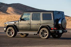 we hear new mercedes g class could arrive in 2017 motor trend wot