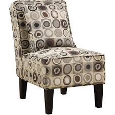 Geometric Accent Chair Elegant Accent Chairs Set Of 2 Handy Living Dani Armless Accent