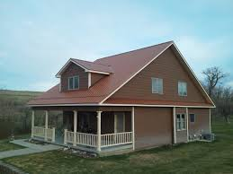 Metal Roof Homes Pictures by Why Do People Choose Metal Roofs Beartooth Metal