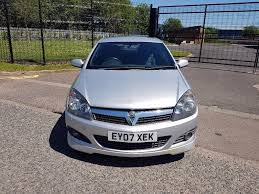 2007 vauxhall astra sri 3 door hatchback manual 12 months mot hpi