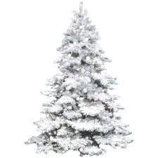 best white tree images on trees 75 ft clear pre lit flocked