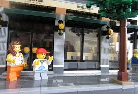 Barn Noble Lego Ideas Barnes U0026 Noble And Starbucks Store