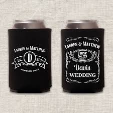 wedding koozie quotes best 25 wedding koozies ideas on personalized wedding