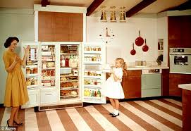 1960s Kitchen How We Grew To Love Our Kitchens That Have Doubled In Size Since