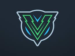 letter v logo design for sale by mason dickson dribbble