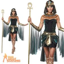 Egyptian Goddess Costume Buycostumes Com Egyptian Goddess Costume Cleopatra Fancy Dress Queen Of The