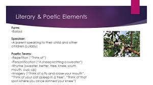 kenna fleming poetry project ppt video online download