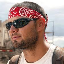 cooling headband chill its evaporative cooling tie neck bandana headband 8 colors