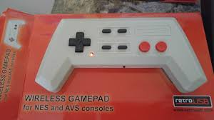 the retro avs wireless nes gamepad is out and worth a look