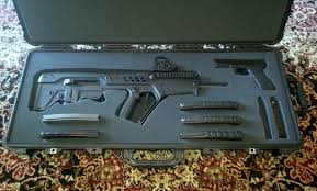 pelican case loadout mine would be two hk p2000sk pistols 4 mags