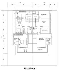 Cluster House Plans Plans Double Storey Cluster House In Setia Indah Cuarzo 1 Floor