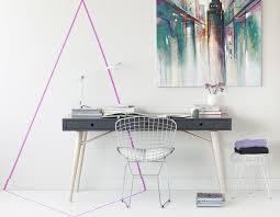 emerson desk wire chair scandinavian home office