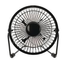 ventilateur de bureau usb hq mini ventilateur usb noir fn04bl achat accessoires de