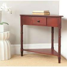 Entryway Console Table Red Entryway Tables Entryway Furniture The Home Depot