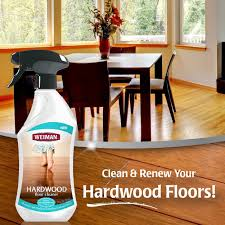 Cleaners For Laminate Flooring Amazon Com Weiman Hardwood Floor Cleaner U2013 Surface Safe No Harsh