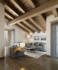 Wooden Interior Chalet Roof Interior Cg Interior Renders Pinterest