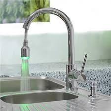led kitchen faucet led kitchen faucets