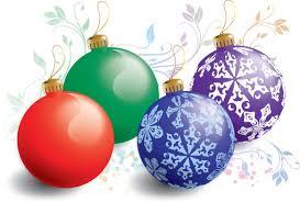 vector art tutorial christmas ornaments holidays