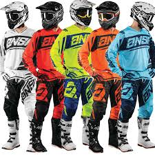 motocross pants and jersey combo answer 2018 syncron youth dirt bike jersey pant glove combo