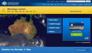 bureau of metereology bureau of meteorology australia products digital