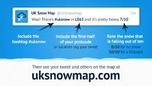 England On The Map by Uksnow Map See Where It Is Snowing In The Uk Right Now