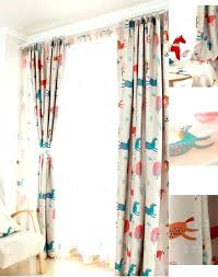 Light Pink Curtains For Nursery Childrens Blackout Curtains Eyelet Uk Www Redglobalmx Org